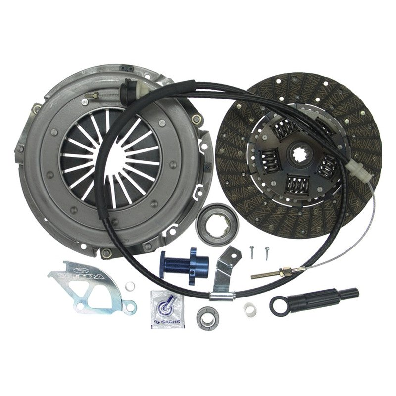 Semi Clutch Kits : Sachs ford mustang l heavy duty clutch kit