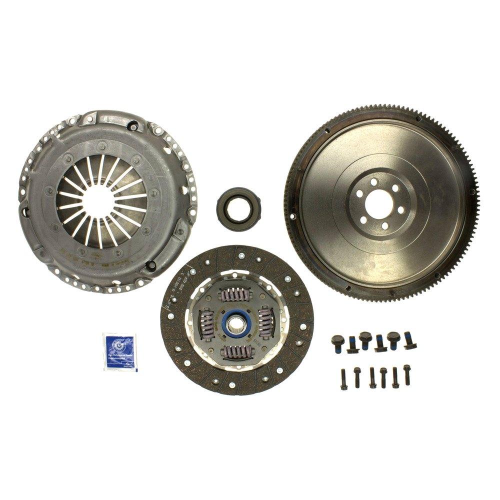 Sachs Volkswagen Jetta Standard Transmission 2000 2001 Clutch Kit