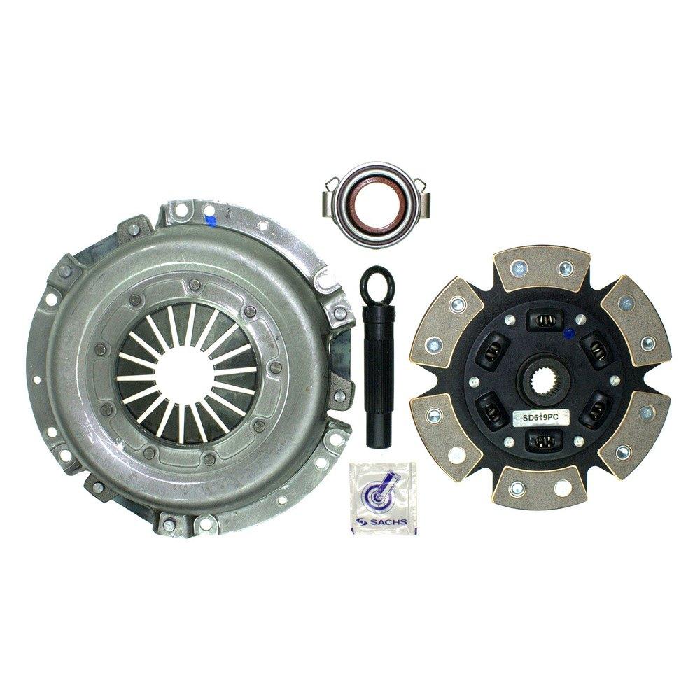 Semi Clutch Kits : Sachs toyota celica  heavy duty clutch kit