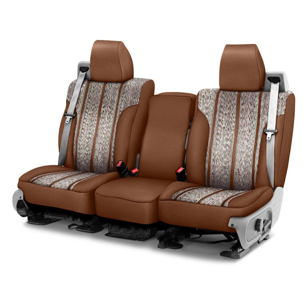 Saddle Blanket Custom Seat Covers