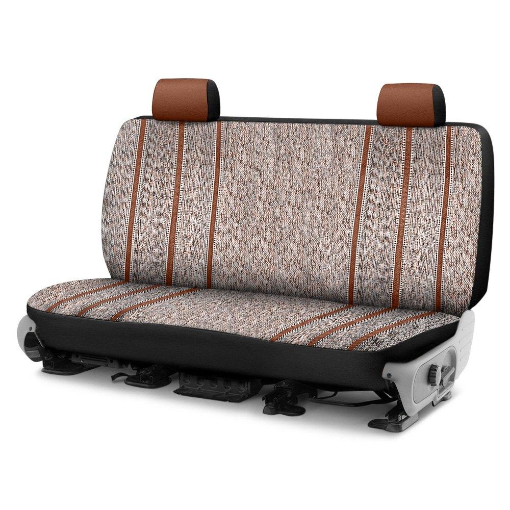 For Isuzu Pickup 85 95 Saddleman Saddle Blanket 1st Row