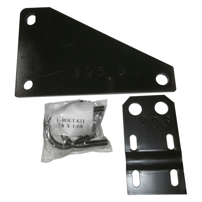 t 195k2 5 safe t plus steering stabilizer mounting bracket kit ebay. Black Bedroom Furniture Sets. Home Design Ideas