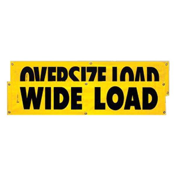 Safetruck 174 Cv102 Oversize Load Wide Load Vinyl Banner