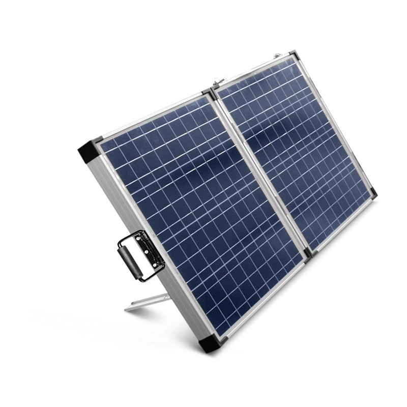 Samlex® - Universal Portable Solar Charging Kit