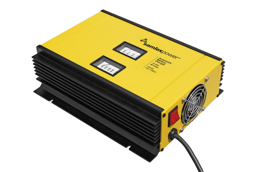 Samlex 174 Sec 1280ul 12 Vdc 80amp Automatic Switch Mode