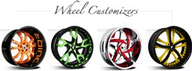 Savini Wheels Customizer