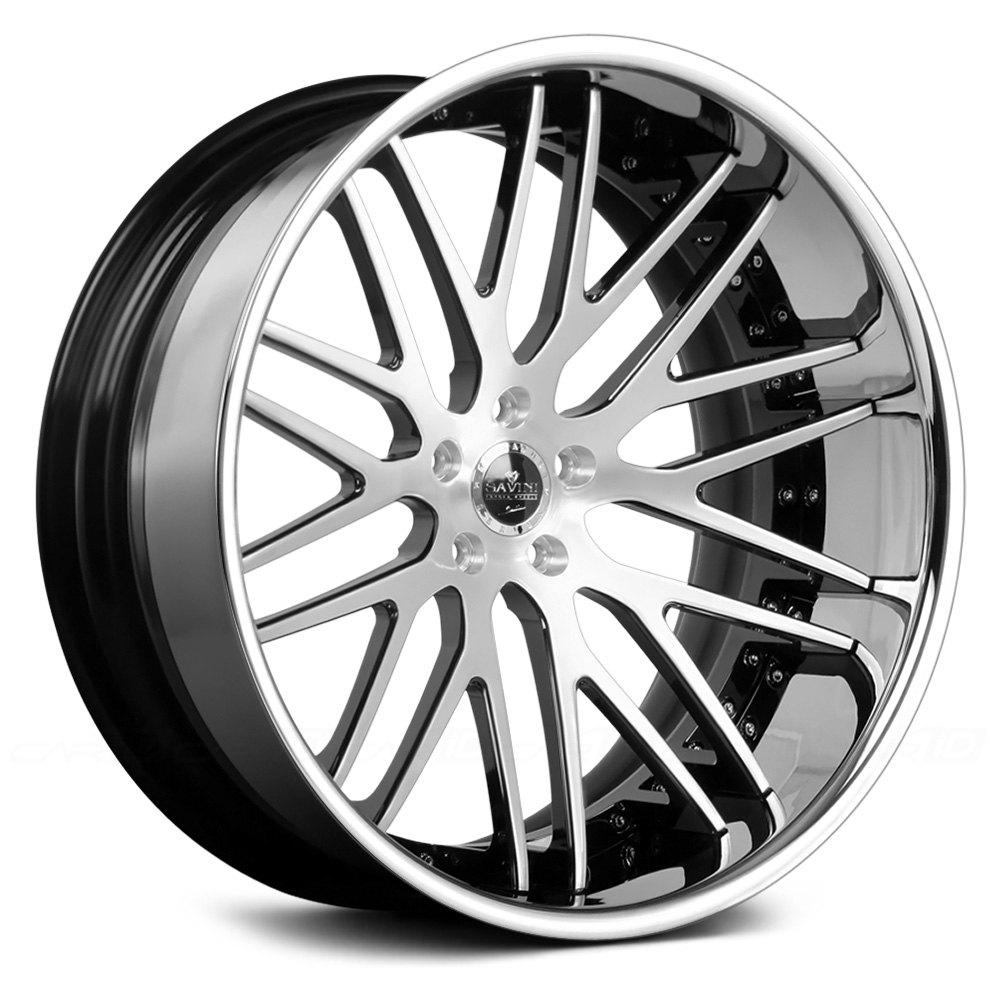 Savini 174 Sv25 3pc Wheels Custom Finish Rims