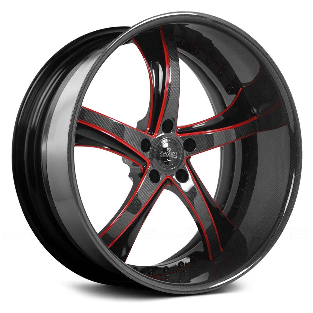 SAVINI® SV29 3PC Wheels