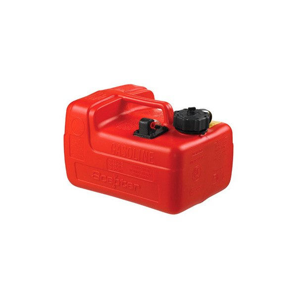 Portable Gas Tank : Scepter oem choice gal portable fuel tank