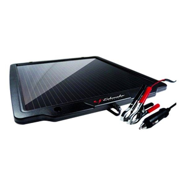 Schumacher 4 8 Watts Solar Battery Charger Maintainer   eBay