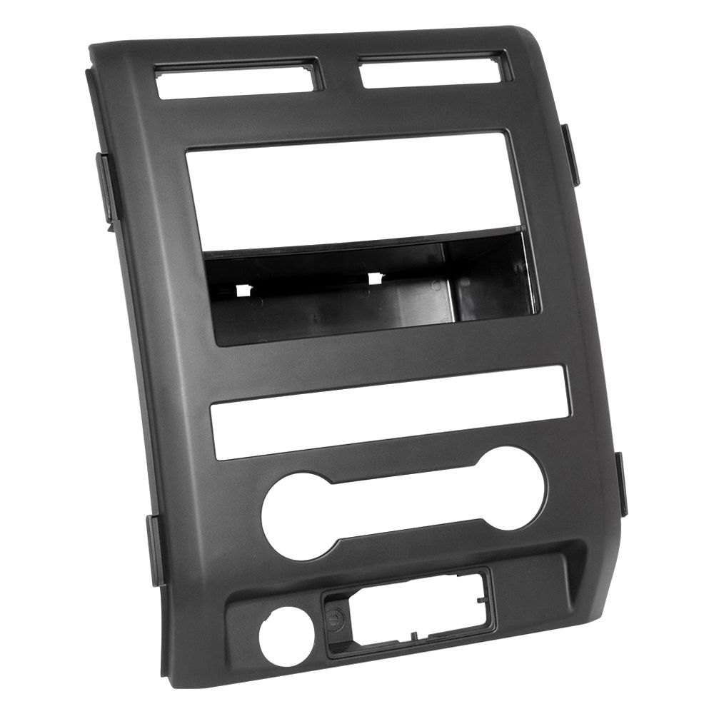 scosche 174 ford f 150 2009 single din stereo dash kit with pocket