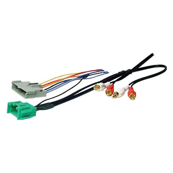 2000 ford excursion wiring schematic scosche® - ford expedition 2000-2002 aftermarket radio ... 2000 ford excursion wiring harness #5