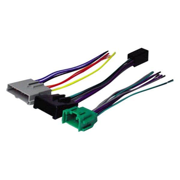 150 tune harness wiring for ford f 150 95 00 aftermarket radio wiring harness w plug  aftermarket radio wiring harness w plug