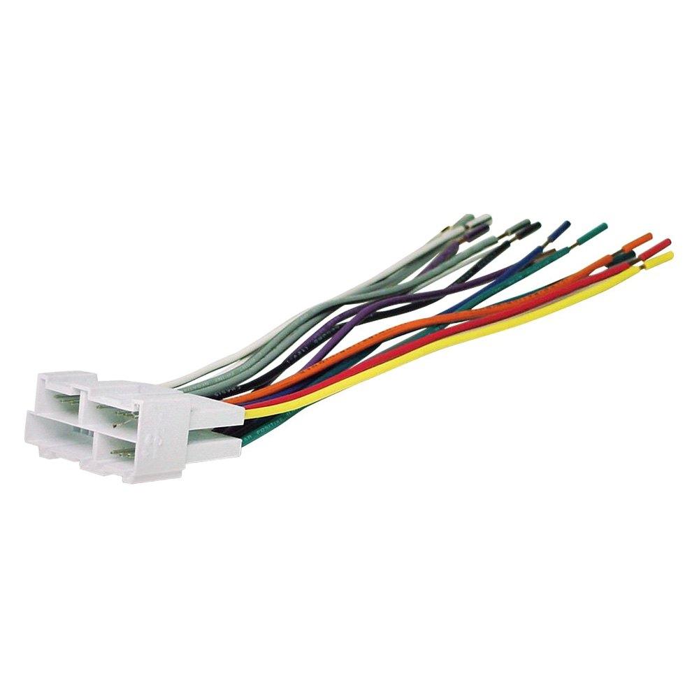 [FPWZ_2684]  Scosche® - Chevy Express 2000 Aftermarket Radio Wiring Harness with OEM Plug | Scosche Wiring Harness Gm 2000 |  | CARiD.com