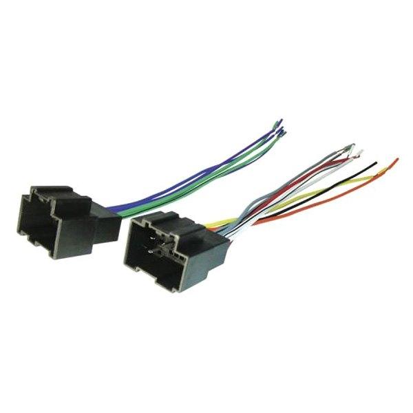Scosche Subaru Wiring Harness : Scosche gm b aftermarket radio wiring harness with oem