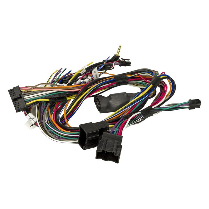 scosche 174 chevy tahoe 2007 2014 premier series factory stereo replacement interface with onstar