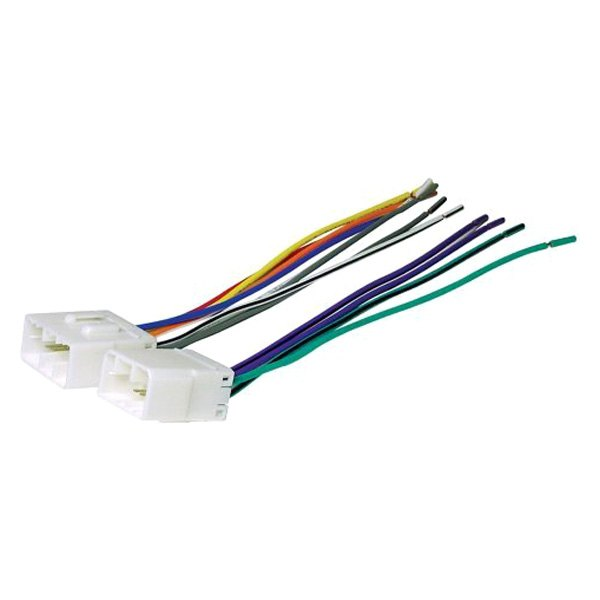 Scosche Subaru Wiring Harness : Scosche ma b aftermarket radio wiring harness with oem