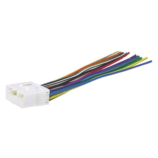 scosche 174 subaru impreza 1995 aftermarket radio wiring harness with oem