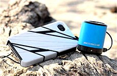 Scosche® - Bluetooth Wireless Mini Speaker