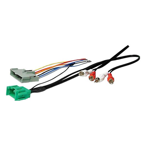Radio Wiring Harnesses: Electronics