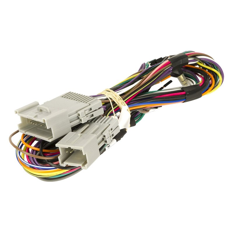 scosche wiring harness for gm