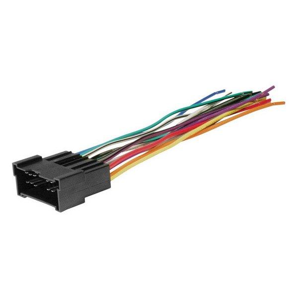 scosche 174 ka02b wiring harness plugs into car harness