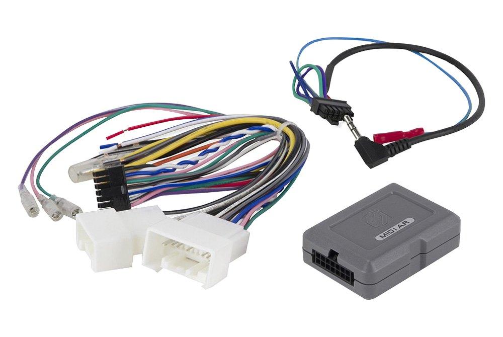 Scosche mi ar wiring harness amplifier retention