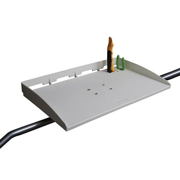 Table Mounting Plate : Sea dog fillet table rail mount adapter plate