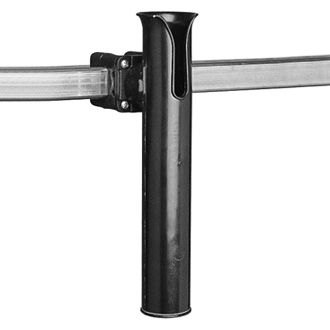 Sea Dog 327166-1 Rail Mount Fishing Rod Holder Square Rail