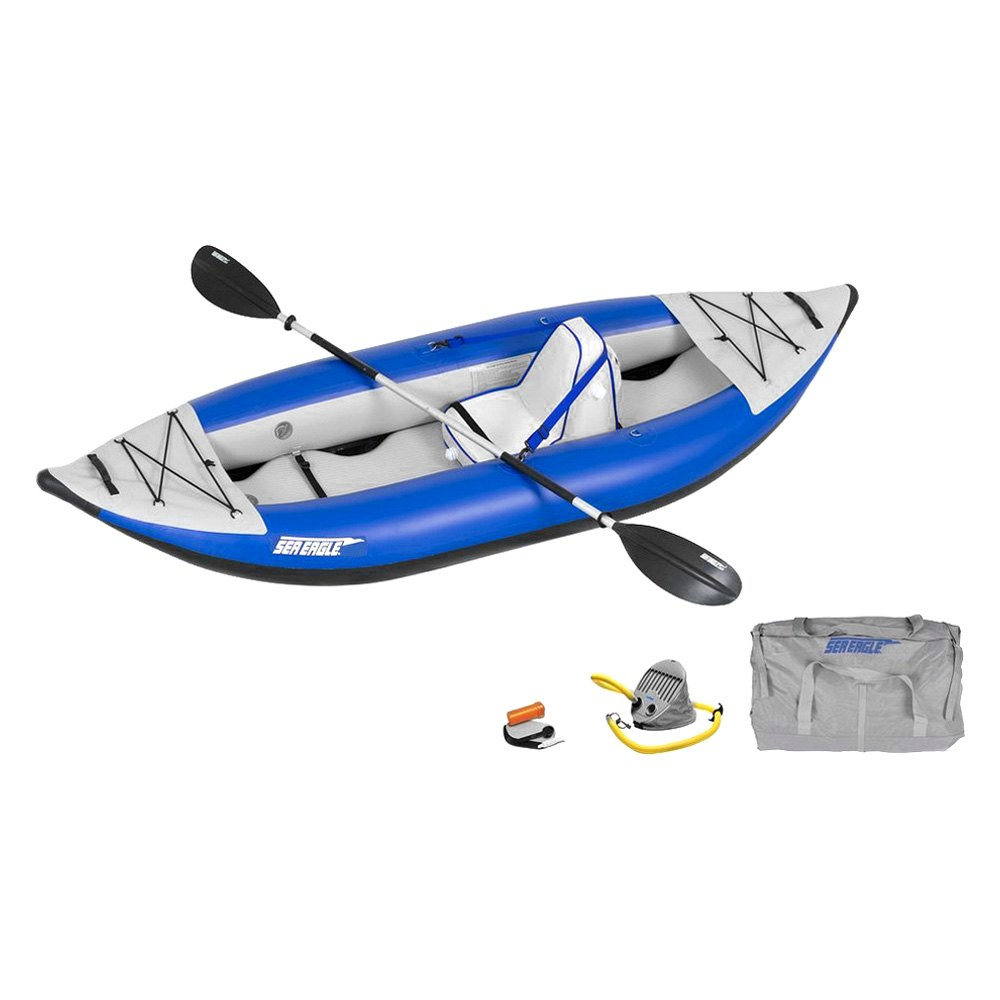 sea eagle explorer inflatable kayak. Black Bedroom Furniture Sets. Home Design Ideas