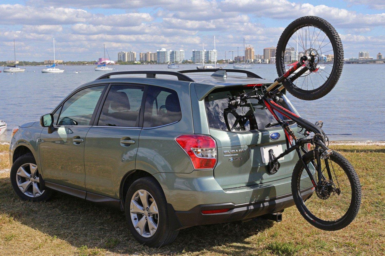 Bike Rack For Suv >> Seasucker Bh1302 Hornet Hatchback Suv Bike Rack