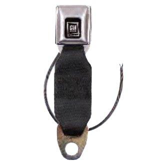 Seatbelt Solutions Gm Buckle End Black