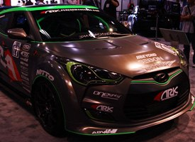 SEIBON Carbon Mirror Covers Side Skirts Hyundai Veloster