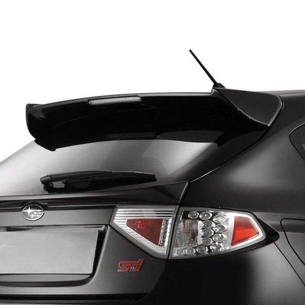Seibon 174 Rs0809sbimp Sti Sti Style Carbon Fiber Rear Roof