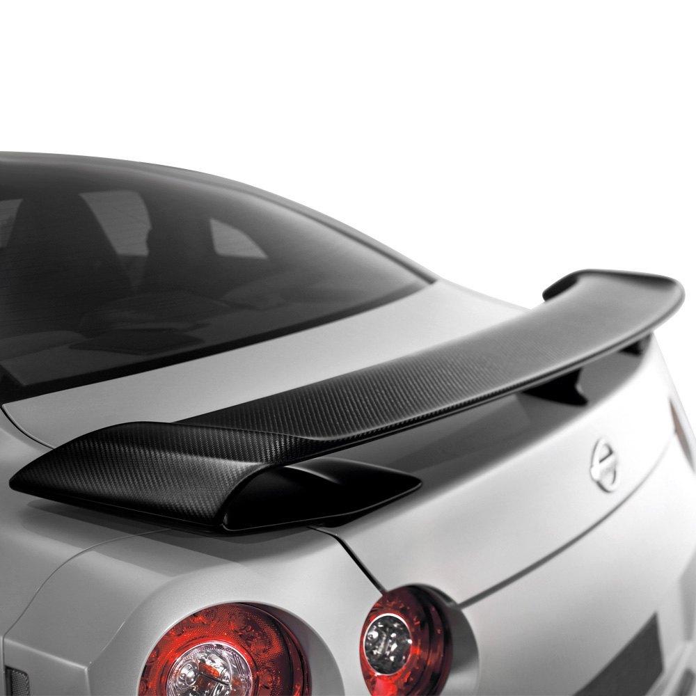 Carbon Fiber Wheels >> Seibon® - Nissan GT-R 2009-2016 OE-Style Rear Spoiler