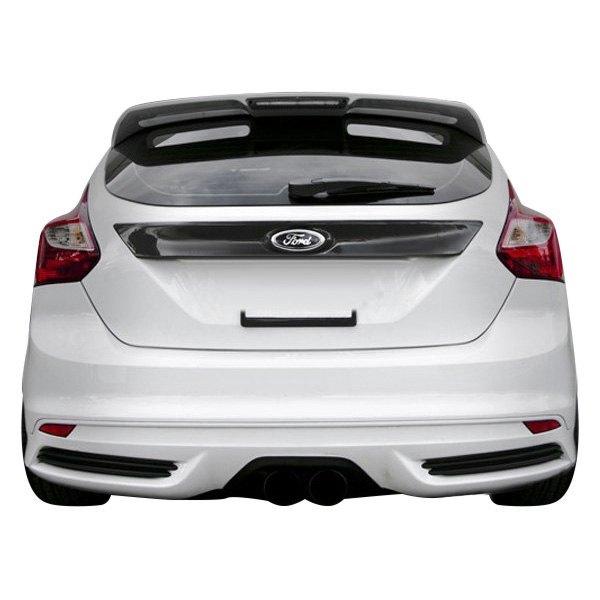 Seibon Ford Focus 2012 Oe Style Carbon Fiber Tail Garnish