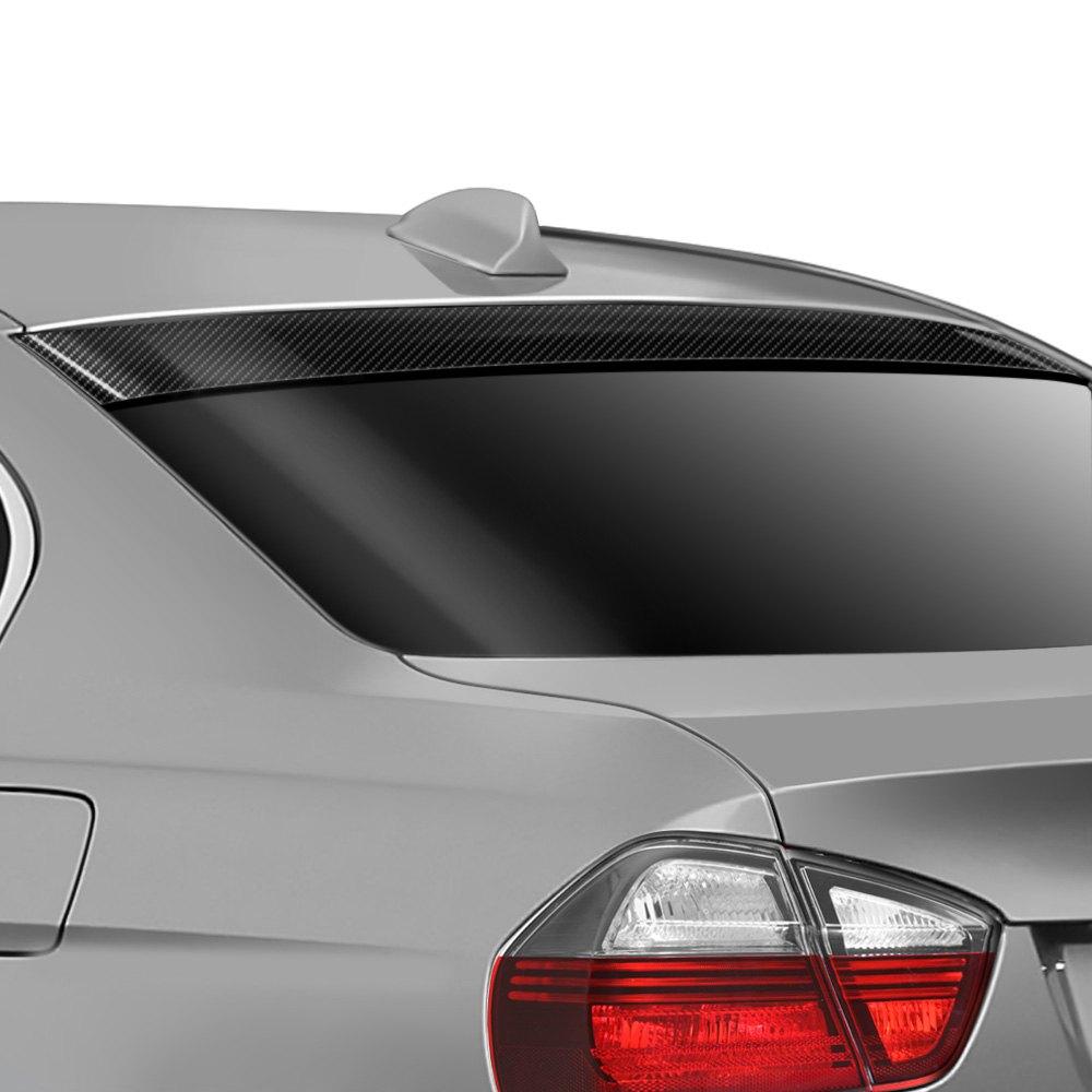Garage Roof Repair >> Seibon® - Carbon Fiber Rear Roof Spoiler