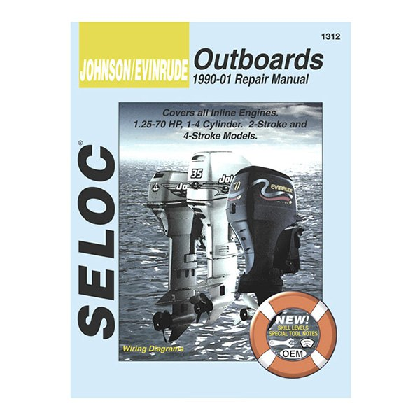 Free Service Manual For Evinrude Outboard