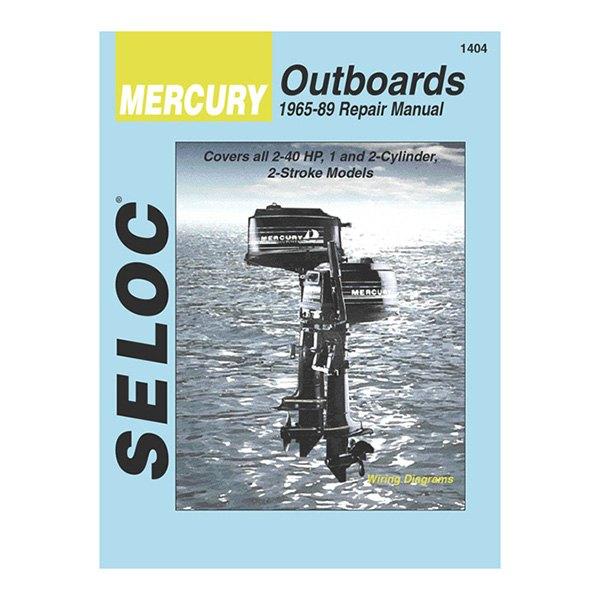 seloc 1404 service manual mercury outboards 1 2. Black Bedroom Furniture Sets. Home Design Ideas