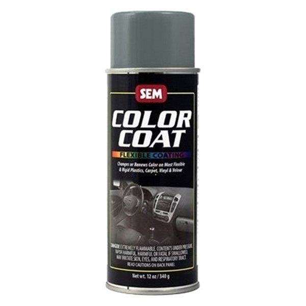 sem 15013 color coat landau black aerosol. Black Bedroom Furniture Sets. Home Design Ideas