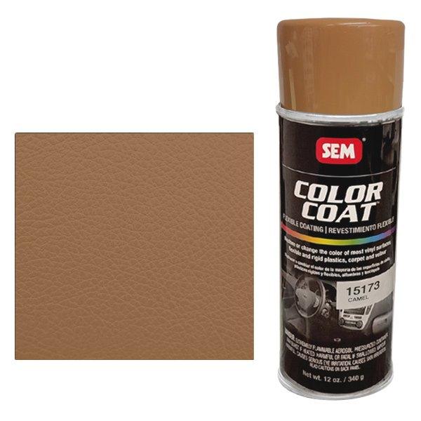 SEM - Color Coat -Camel Aerosol