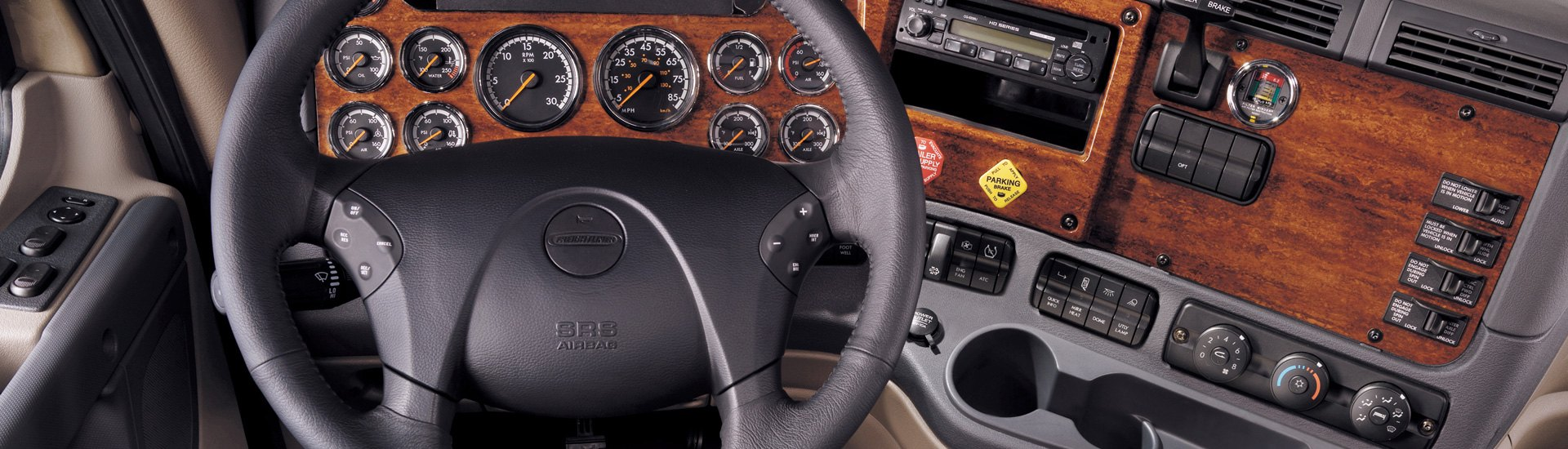 Semi Truck Interior Accessories