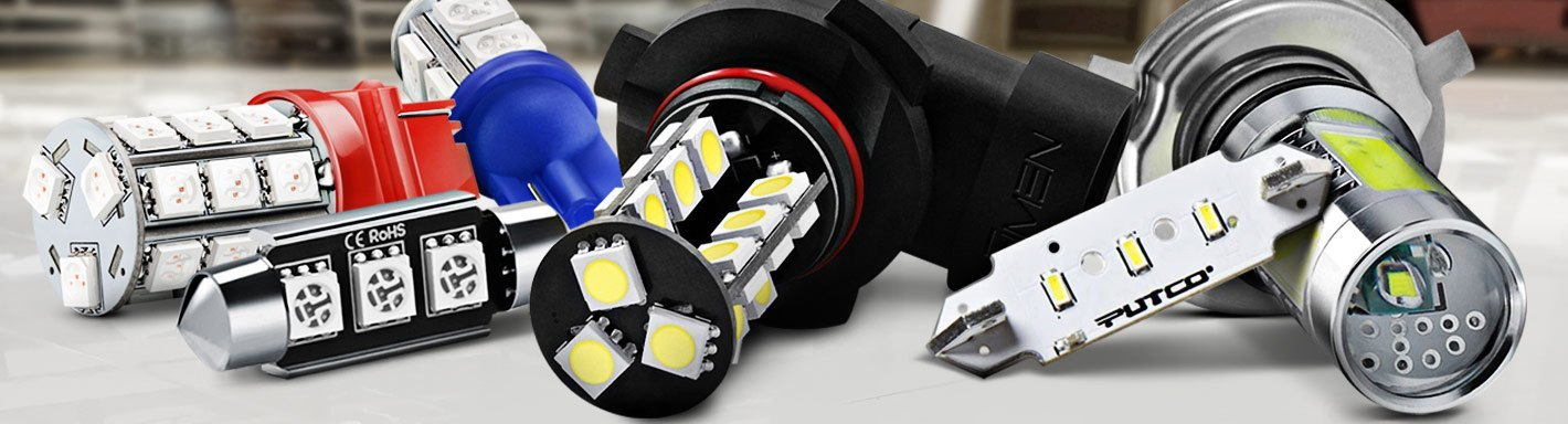 Semi Truck LED Bulbs