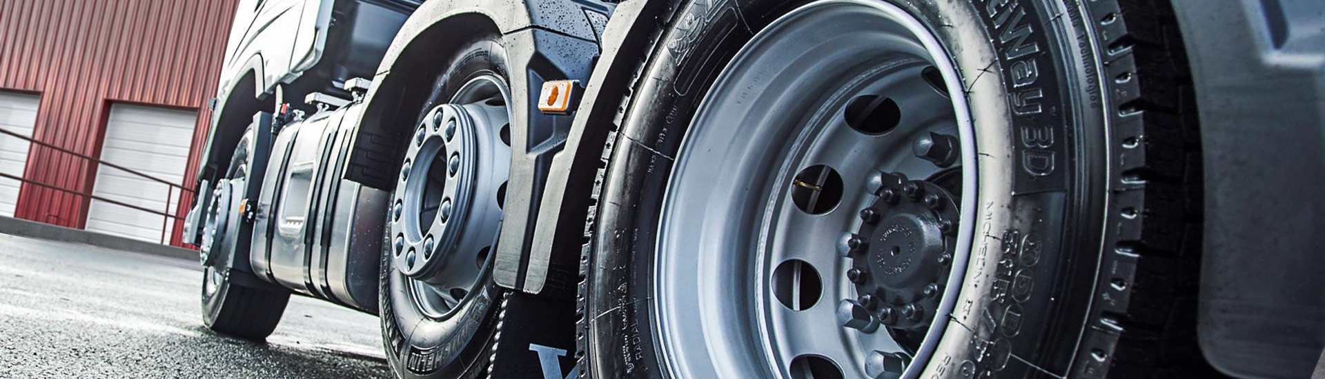 Semi Truck Wheels & Tires
