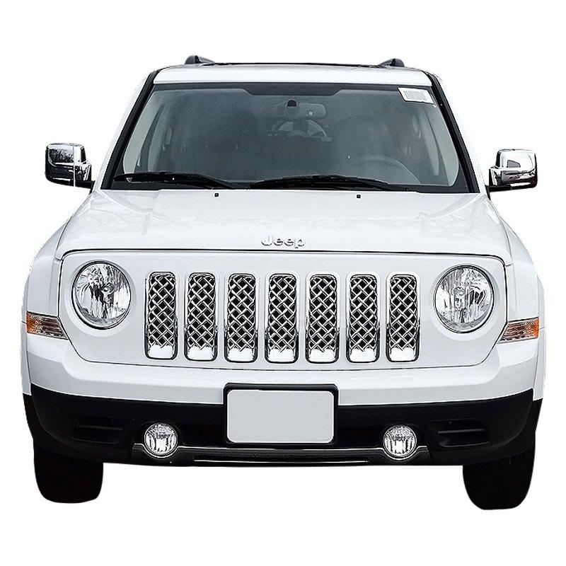 Jeep Patriot 2014 7-Pc Chrome Main