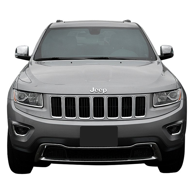 2011 Jeep Grand Cherokee Custom Grilles Billet Mesh