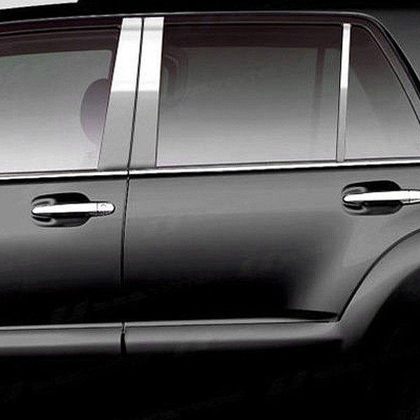toyota camry chrome accessories parts chrome door handles html autos weblog. Black Bedroom Furniture Sets. Home Design Ideas