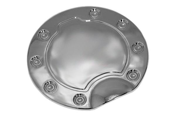 Ses trims gc chrome stainless steel gas cap