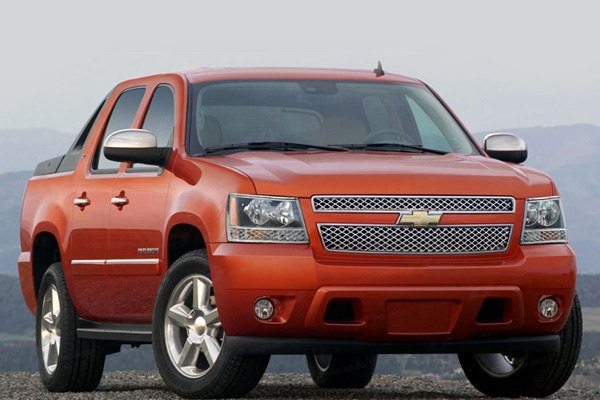 2007 Chevy Avalanche Autos Weblog
