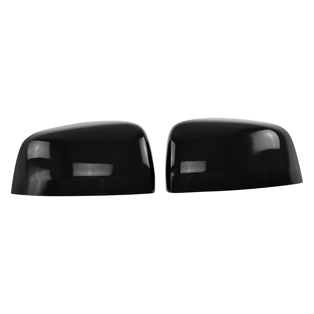 For Jeep Grand Cherokee 2011-2019 SES Trims MC6187BLK Gloss Black Mirror Covers